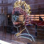 Danny Mooney 'Queen Elizabeth II' at Richard James, London