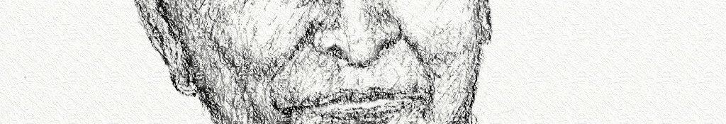 Danny Mooney 'Peter 2' Digital drawing