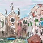 Danny Mooney 'Madonna dell'Orto' Digital drawing