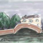 Danny Mooney 'St Helena 2' Digital drawing
