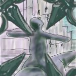 Danny Mooney 'L'Angelo della Città' Digital drawing.jpg