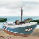 Danny Mooney 'RX310 Hastings' Digital drawing