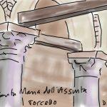 Danny Mooney 'Santa Maria dell' Assunta, Torcello' Digital drawing