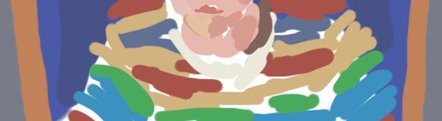 Danny Mooney 'Dan by Dan' Digital painting