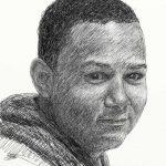 Danny Mooney 'Michael Mooney' Digital drawing