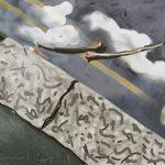 Danny Mooney 'Puddle' 2/2/2014 Digital painting