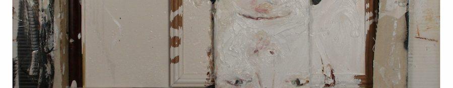 Danny Mooney 'VoIP' Mixed media 77 x 71cm cm