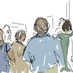 Danny Mooney 'Drawing Festival PV, 18/7/2014' iPad drawing #APAD