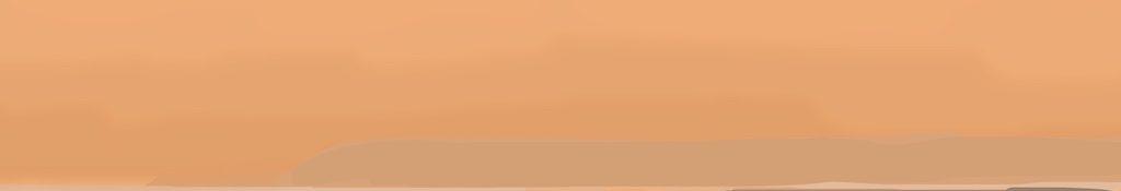 Danny Mooney 'Sunset from the De La Warr, 31/10/2014' iPad painting #APAD