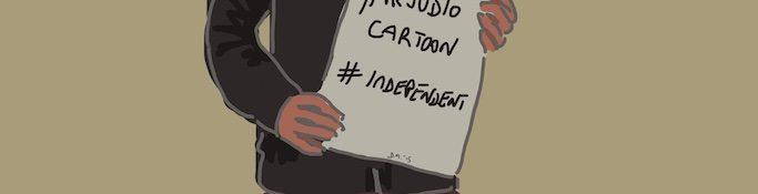 Danny Mooney 'Clive Gross' iPad painting #ProudToCartoon #CharlieHebdo