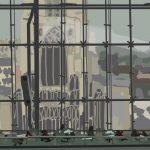 Danny Mooney 'The Forum, Norwich, 21/11/2015' iPad painting #APAD