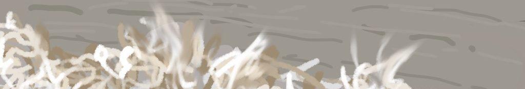 Danny Mooney 'Storm, 8/12/2015' iPad painting #APAD