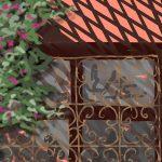 Danny Mooney 'Shadows, 9/3/2016' iPad painting #APAD