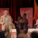 Danny Mooney 'Jeremy Corbyn, Shakira Martin and Judy Rogers, 24/5/16' iPad painting #‎APAD