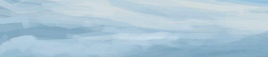 Danny Mooney 'Mist, 26/10/16' iPad painting #APAD