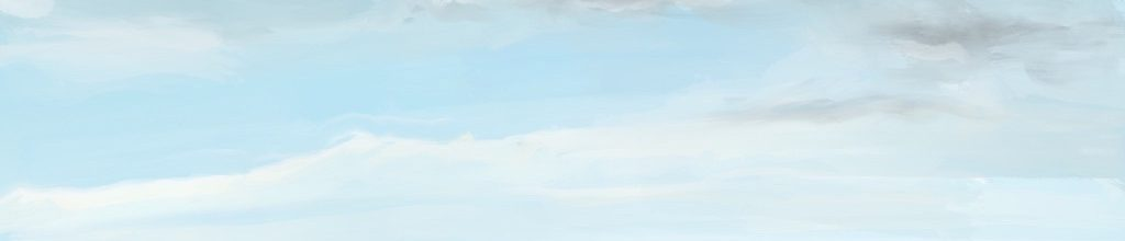 Danny Mooney 'Yachts, 14:7:19', iPad painting #APAD