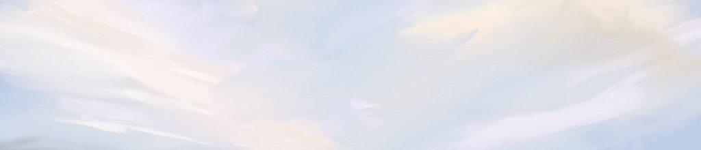 Danny Mooney 'Bright, 16:1:20', iPad painting #APAD