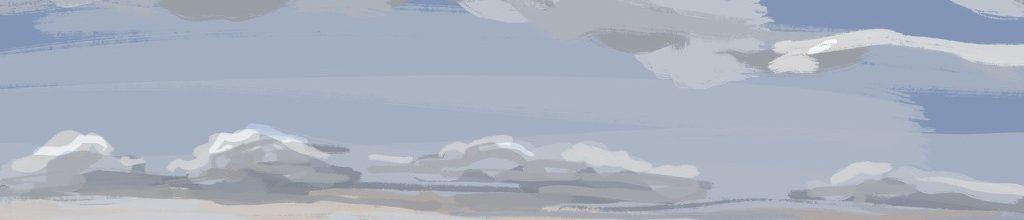 Danny Mooney 'Rough, 5:10:2021', iPad painting #APAD